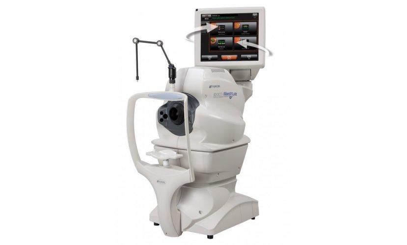 Tomographie à Cohérence Optique de type Spectral Domain ou OCT-SD